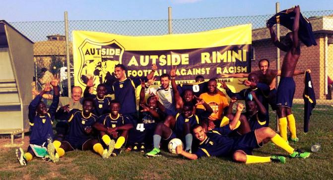 AutSide Social Football - Pol. AutSide Rimini