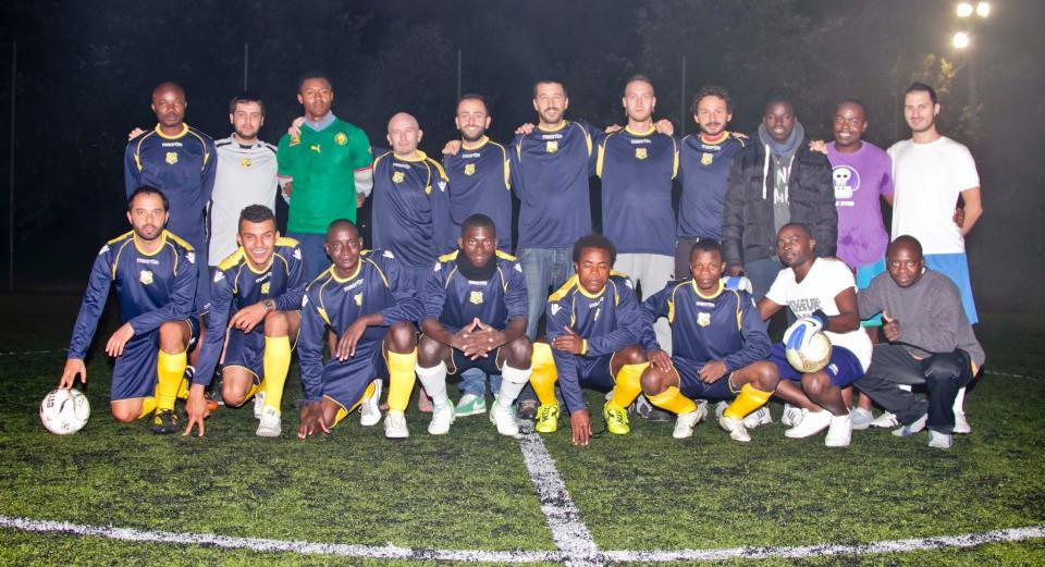 AutSide Social Football - la squadra