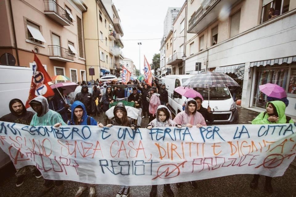 madiba street parade