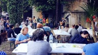 villa Ricci srdoncini party