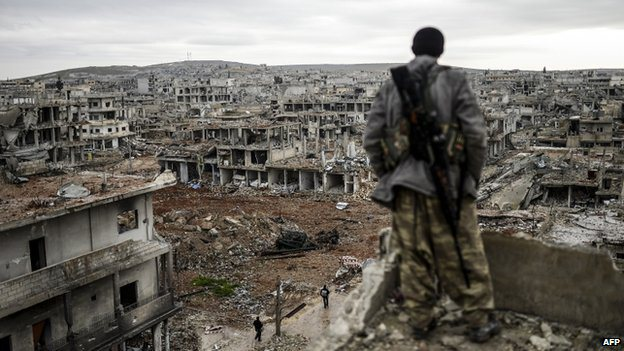 PKK - Ricostruiamo Kobane