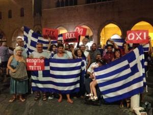 notte rosa vittoria oxi austerità piazza cavour