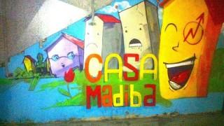 Casa Madiba - Murales