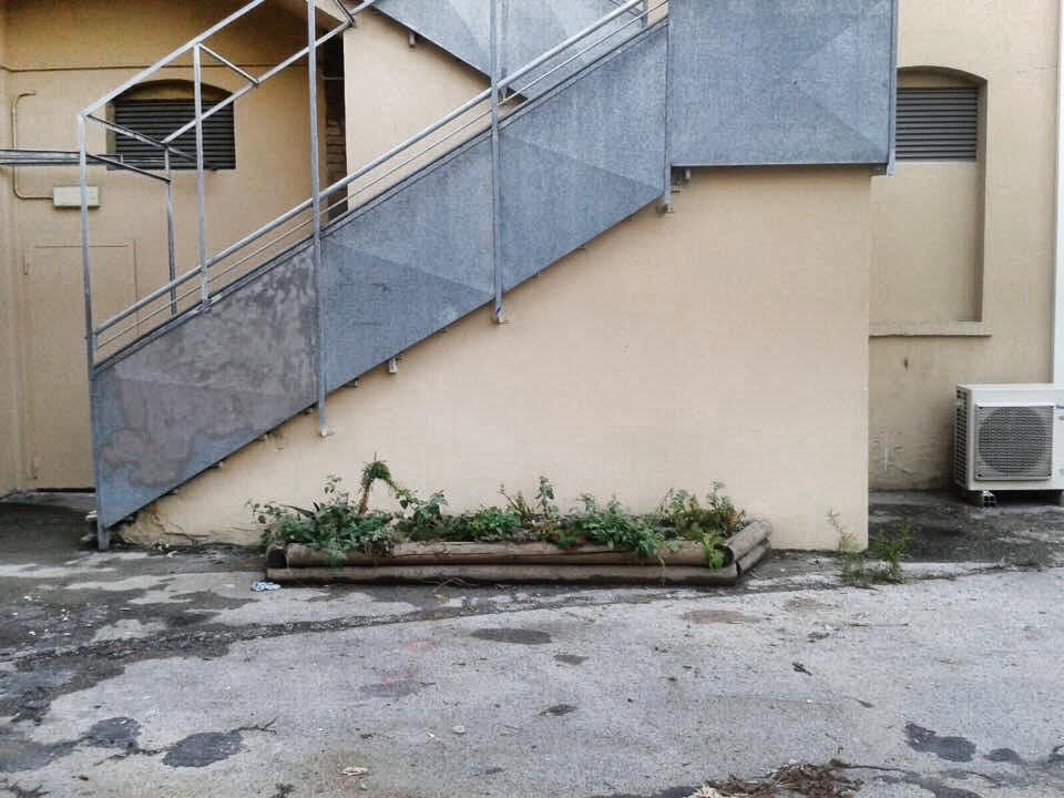 muro vuoto