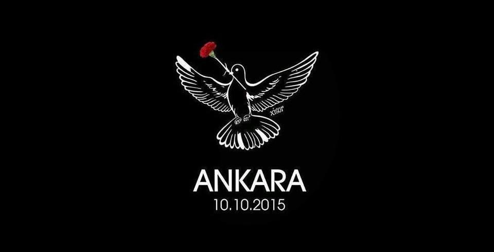 Attentato ad Ankara 10-10-15