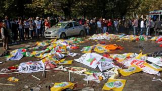 Attentato ad Ankara
