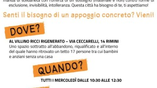 Villino Ricci: Guardaroba solidale
