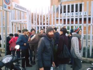 carabinieri rilascio
