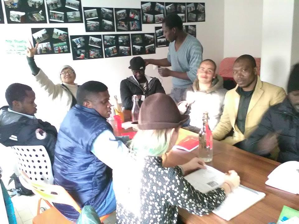 Scuola popolare Madiba - Scuola di Italiano per tutte e tutti