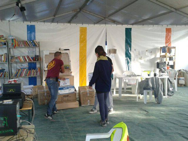 Spazio Campo Solidale Amatrice