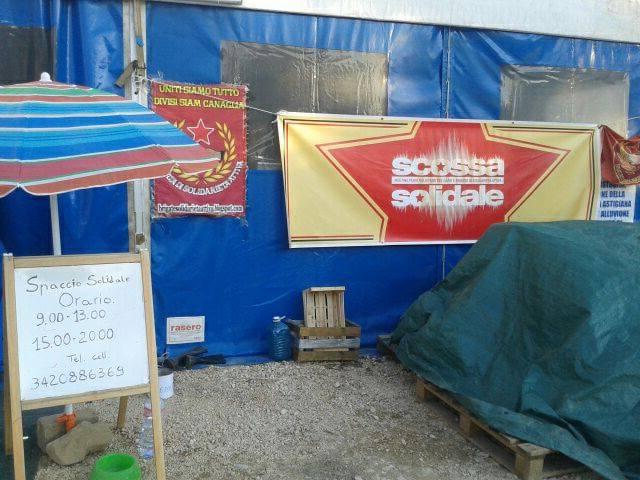 Spazio Campo Solidale Amatrice #3