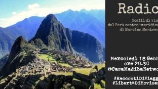 racconti di viaggio - Perù