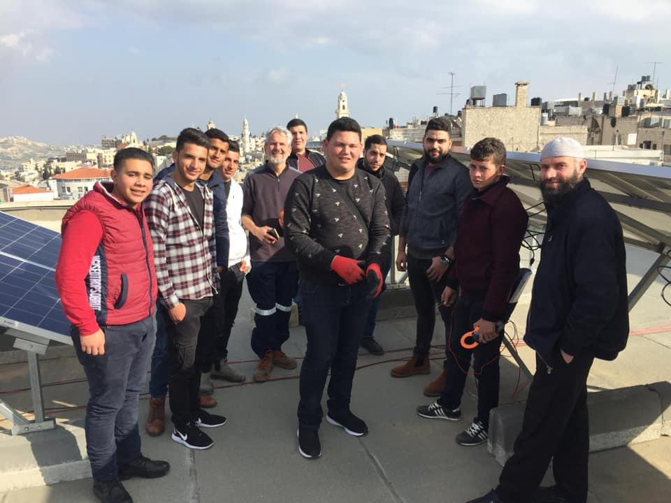 palestina climate strike