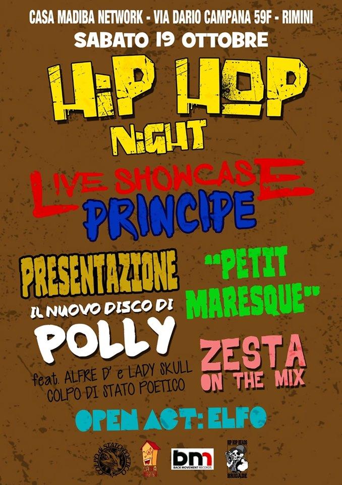 hip hop night