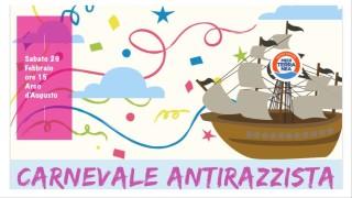 banner CARNEVALE ANTIRAZZISTA